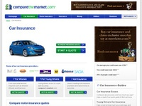 ecarinsurance.co.uk motor insurance comparison