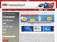 a2bairportparking.com screen shot