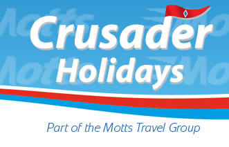 Crusader-Holidays.co.uk banner